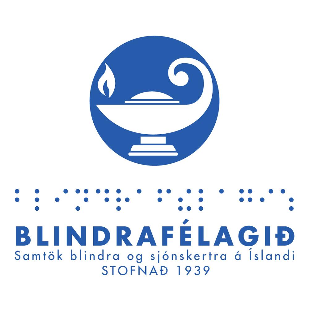Blindrafelagid logo